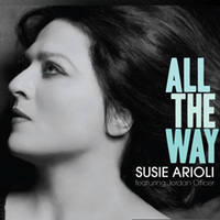 Susie Arioli album cover