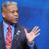 Rep. Allen West , R-FL, speaks during an address to the 39th Conservative Political Action Committee in Washington, D.C., in February.