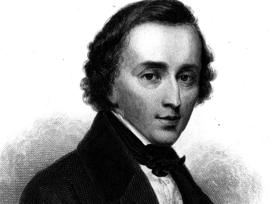 "Chopin, whose Ballade No. 1 in g minor is one of the ""musical moments"" that inspired a New York Times series."