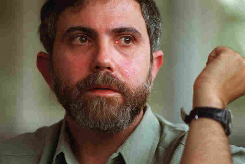 Economist Paul Krugman in 2007.