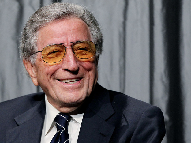 "Legendary singer Tony Bennett has won 17 Grammy Awards. He had his first No. 1 hit in 1951 with the song ""Because of You."" (AP)"