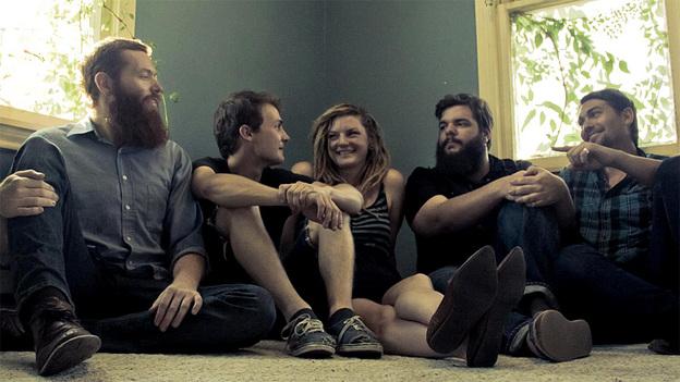 Clockwise from top: Seryn, Sam Phillips, Adam Arcuragi, Michael Benjamin Lerner of the band Telekinesis. (Courtesy of the artists)