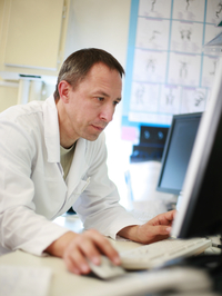 New research suggests that doctors who communicate online with their patients may not see a drop in office visits.