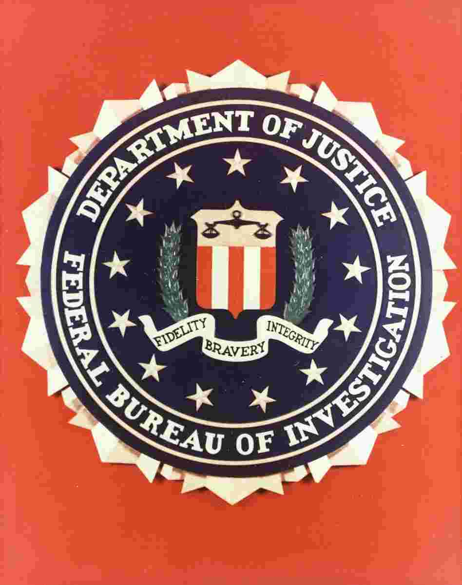 The FBI seal