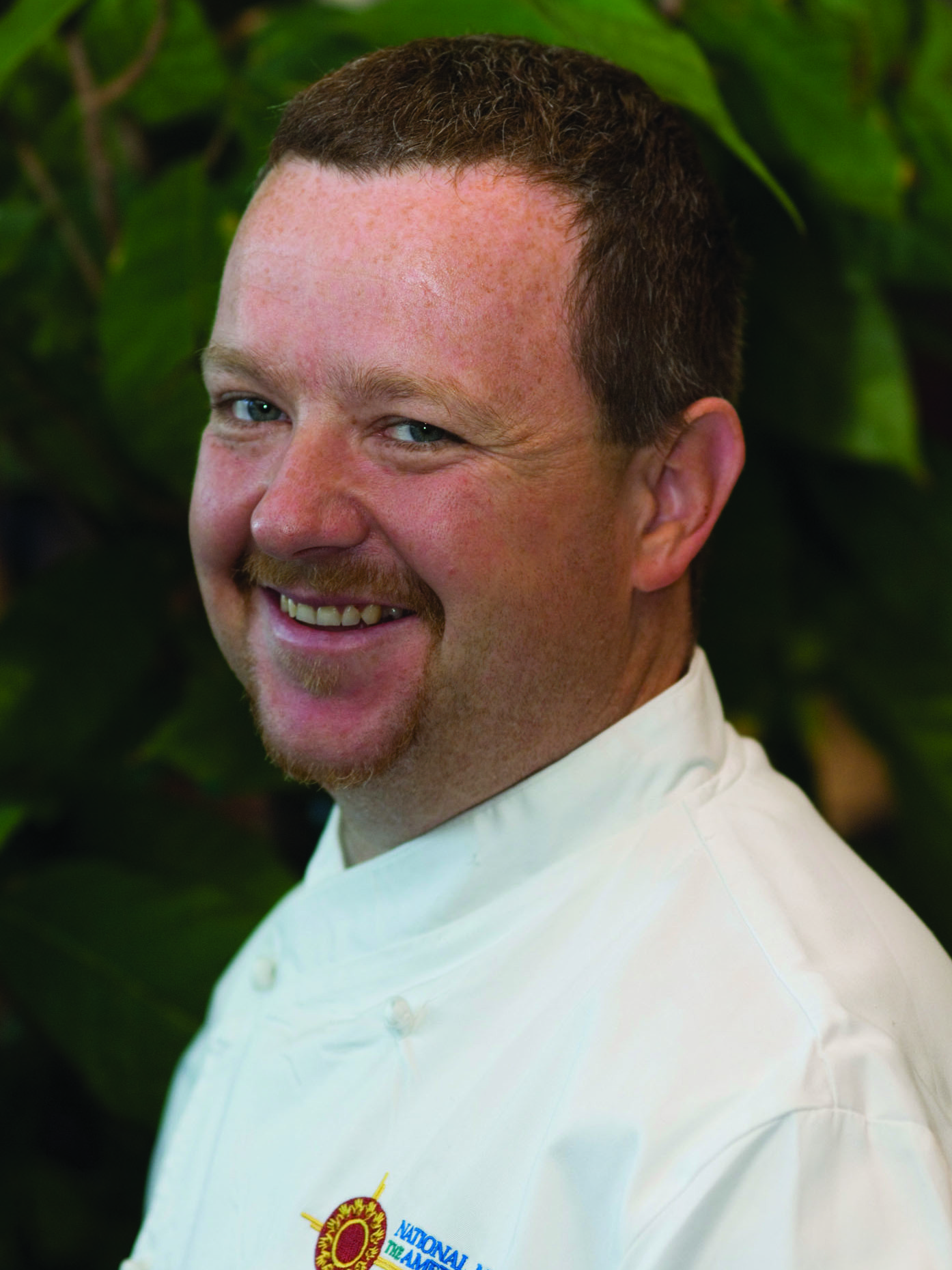 Richard Hetzler, Executive Chef, Mitsitam Native Foods Cafe