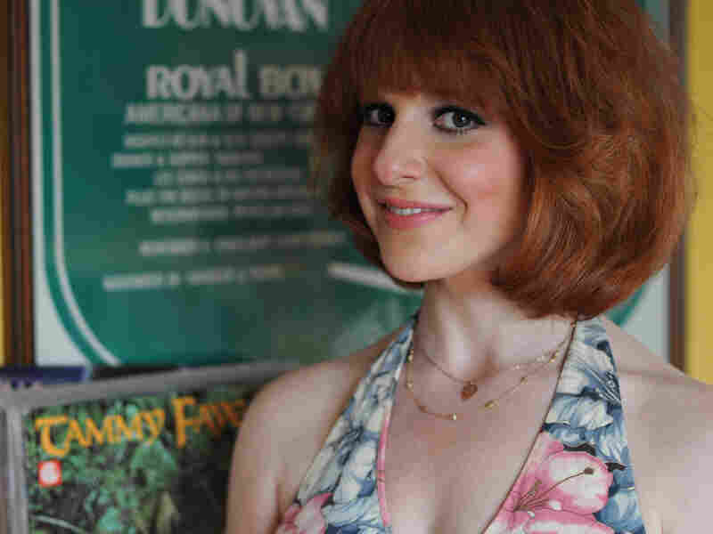 Julie Klausner has written for television, traditional media, new media, and Joan Rivers. But she's also a very popular comedy podcaster — a job that, only a few years ago, barely existed.