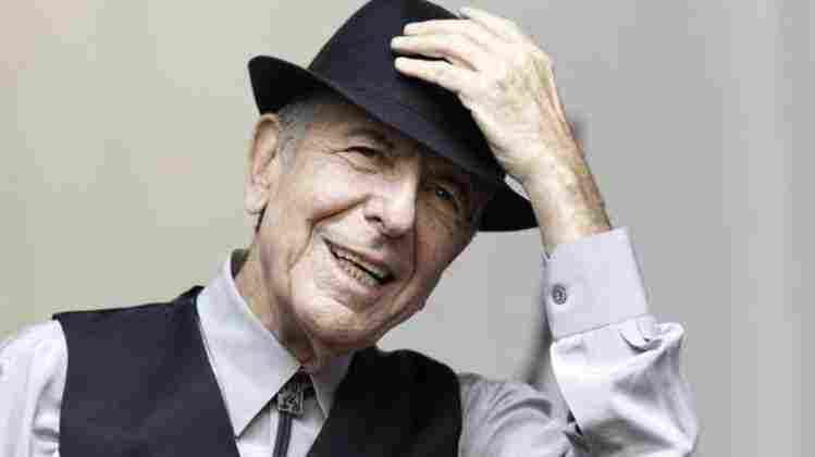Leonard Cohen On World Cafe