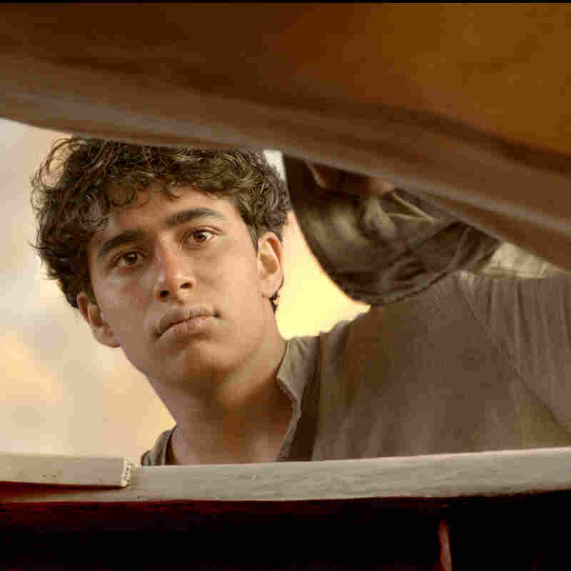 'Life Of Pi' Life-Changing For Young Star