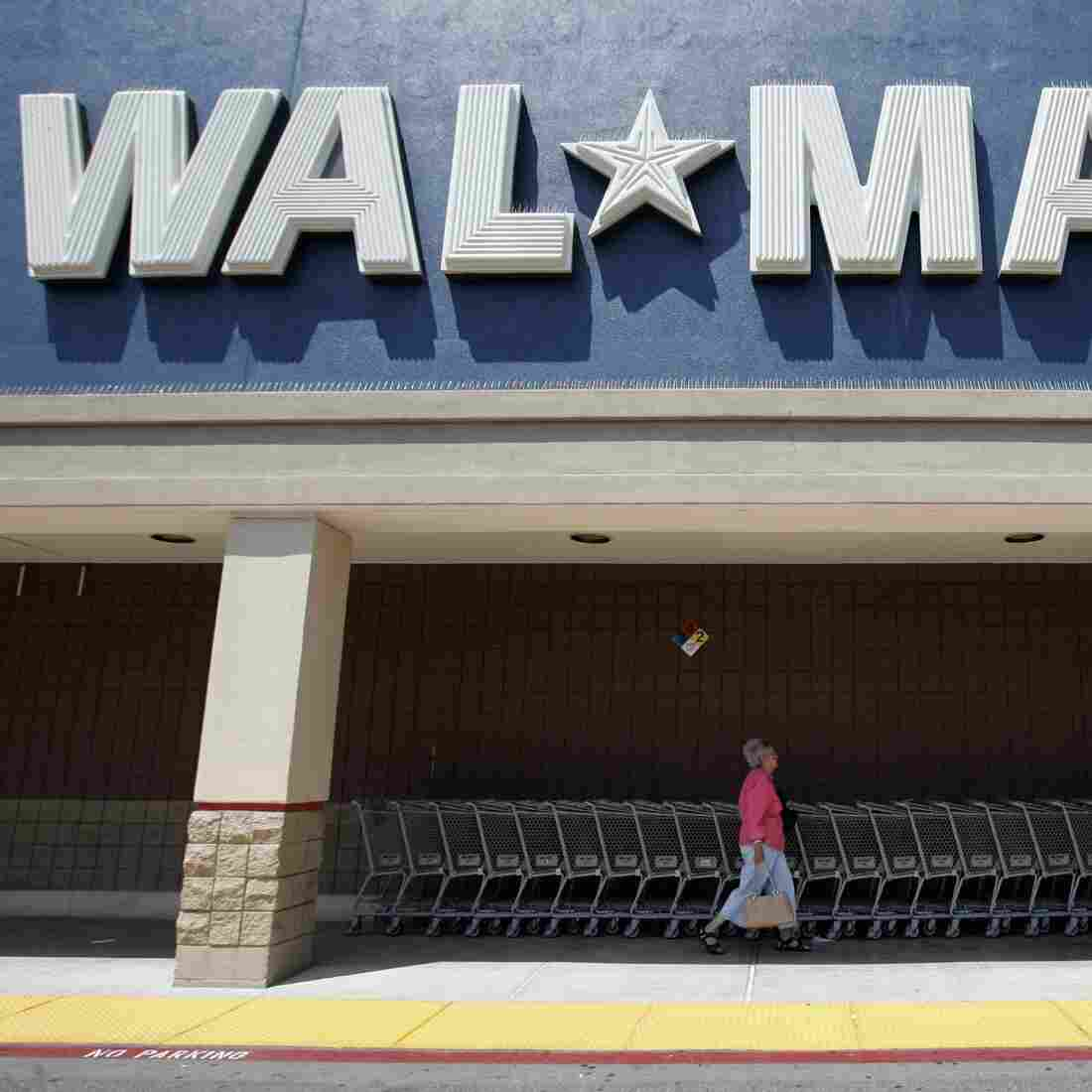 To Lure Shoppers, Wal-Mart Tries Same-Day Delivery