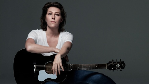 Martha Wainwright's newest album, Come Home to Mama, was inspired by the death of her mother and birth of her son, which happened about two months apart. (Courtesy of the artist)