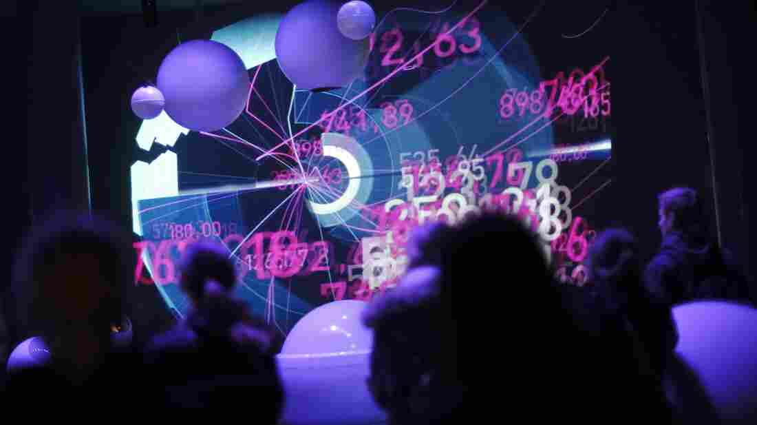 The Universe of Particles exhibition at CERN in 2011.