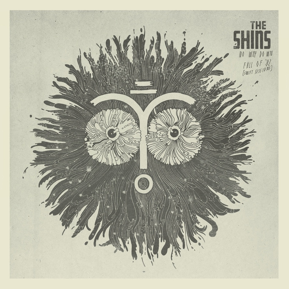 """The Shins, """"No Way Down / Fall of '82 (Swift Sessions)"""""""