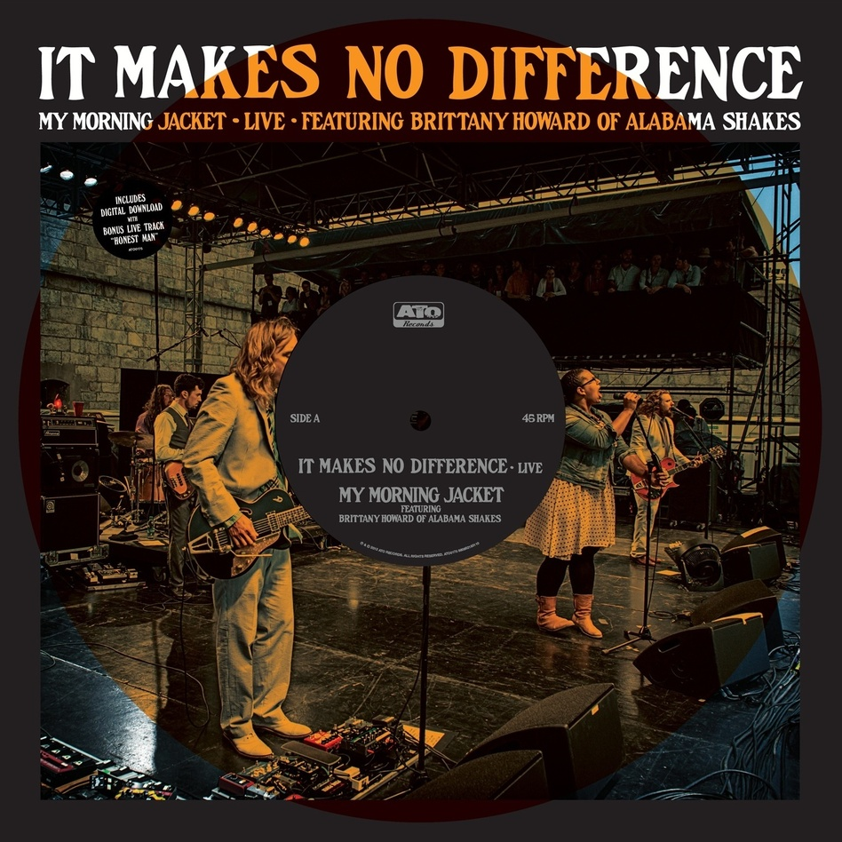 Jim James and Brittany Howard 'It Makes No Difference'