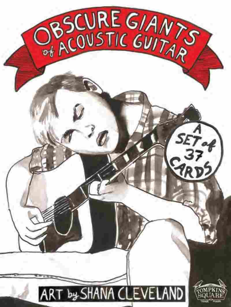 Obscure Giants of Acoustic Guitar Trading Cards