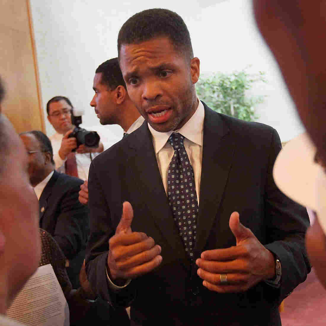 Facing Ethics Investigation, Rep. Jesse Jackson Jr. Resigns From Congress
