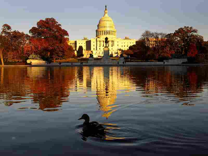 The Capitol earlier this month, as Congress prepared to return for its post-election lame-duck session.