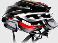Bike helmet.