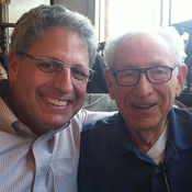 Gary Knell with his father, David.