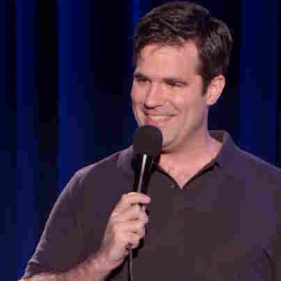 Rob Delaney Talks About Gratitude, Perspective, Spaceships And A Career With Teeth