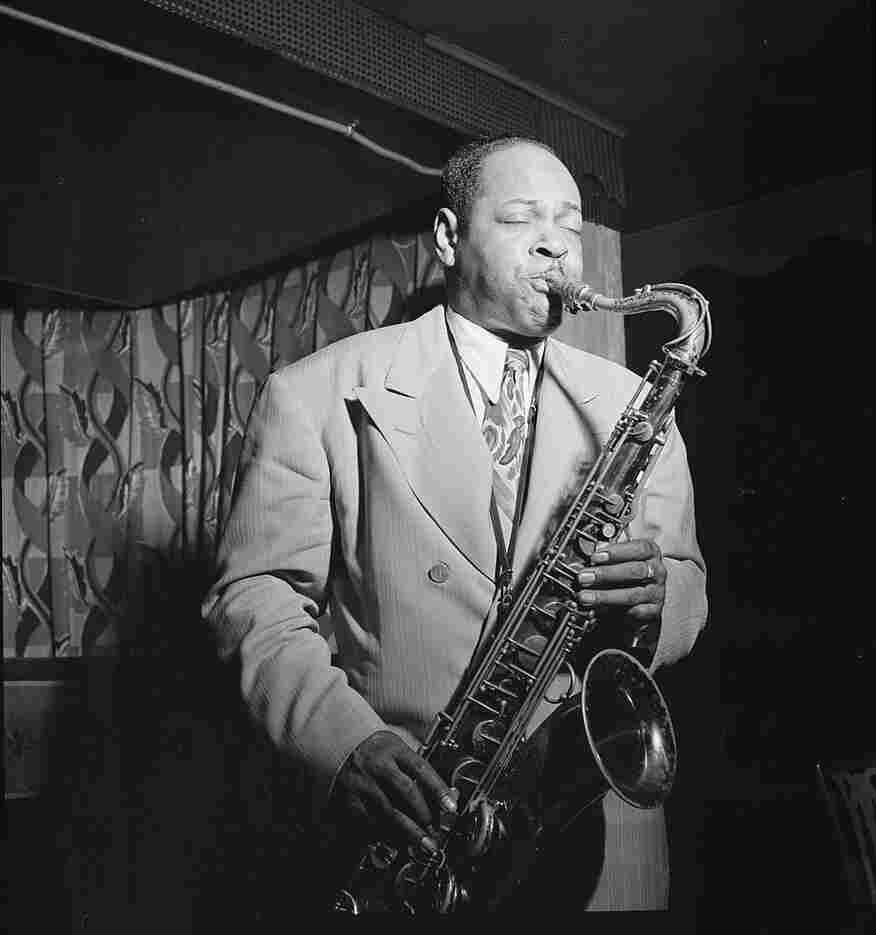 Coleman Hawkins in 1946.