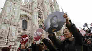 Italian Women Call For Action Against 'Femicide'