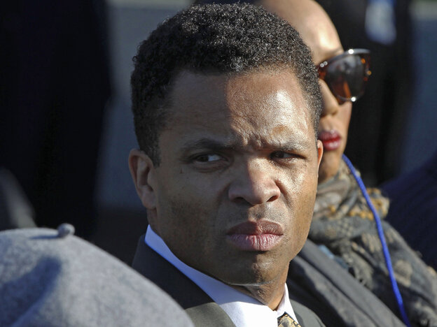Rep. Jesse Jackson Jr. of Illinois, seen here in October 2011, resigned from Congress on Wednesday.