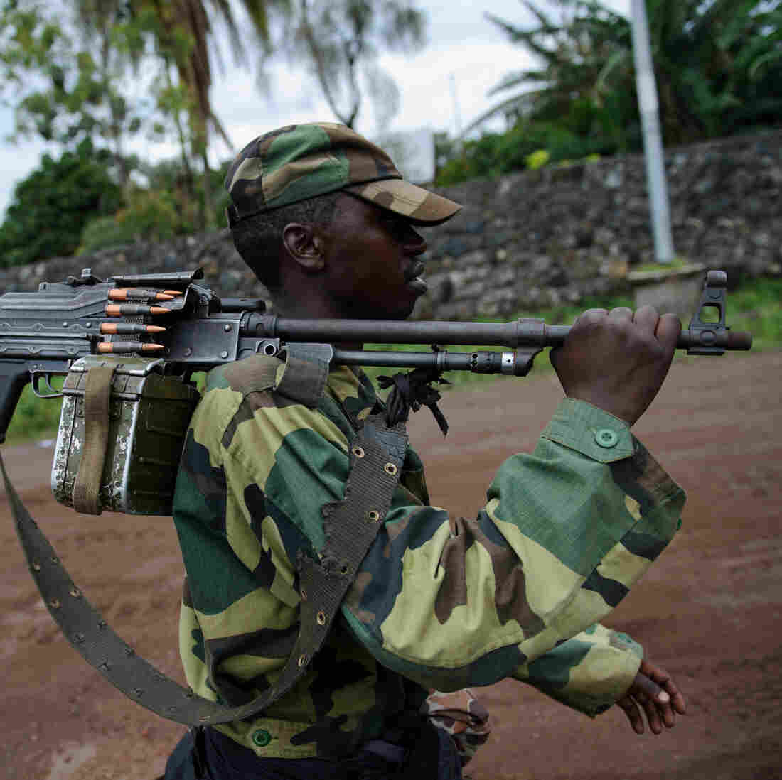In Congo, Rebels Take Key City
