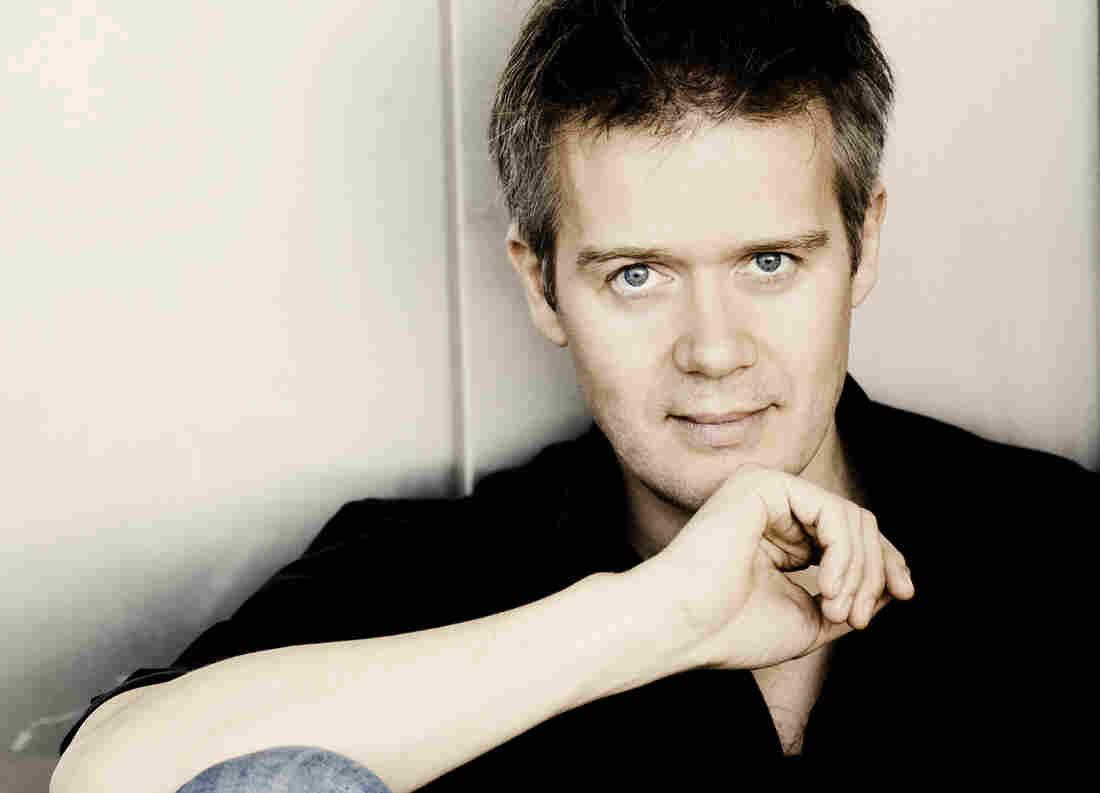 Dutch composer Michel van der Aa, winner of the 2013 Grawemeyer Award for Music Composition.
