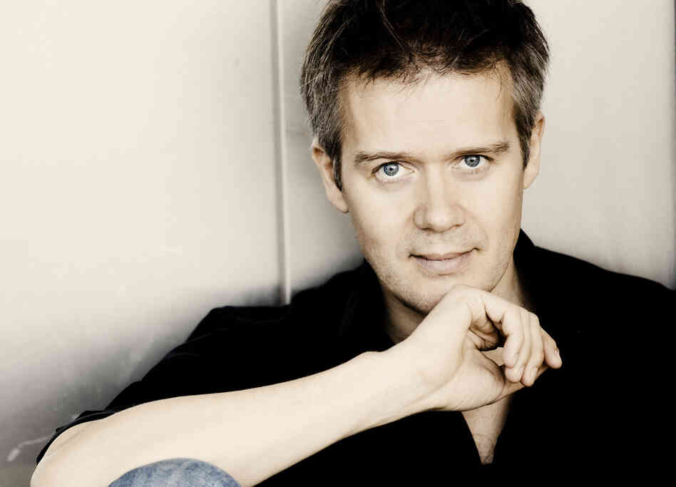 Dutch composer Michel van der Aa, winner of the 2013 Grawemeyer Award for Music Composition.