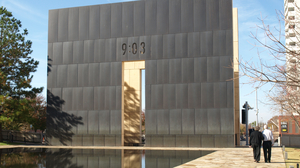 The Oklahoma City National Memorial sits on the site of the 1995 bombing. Some affected by the blast say they've been denied help from an assistance fund, even as millions of fund dollars remain unspent.
