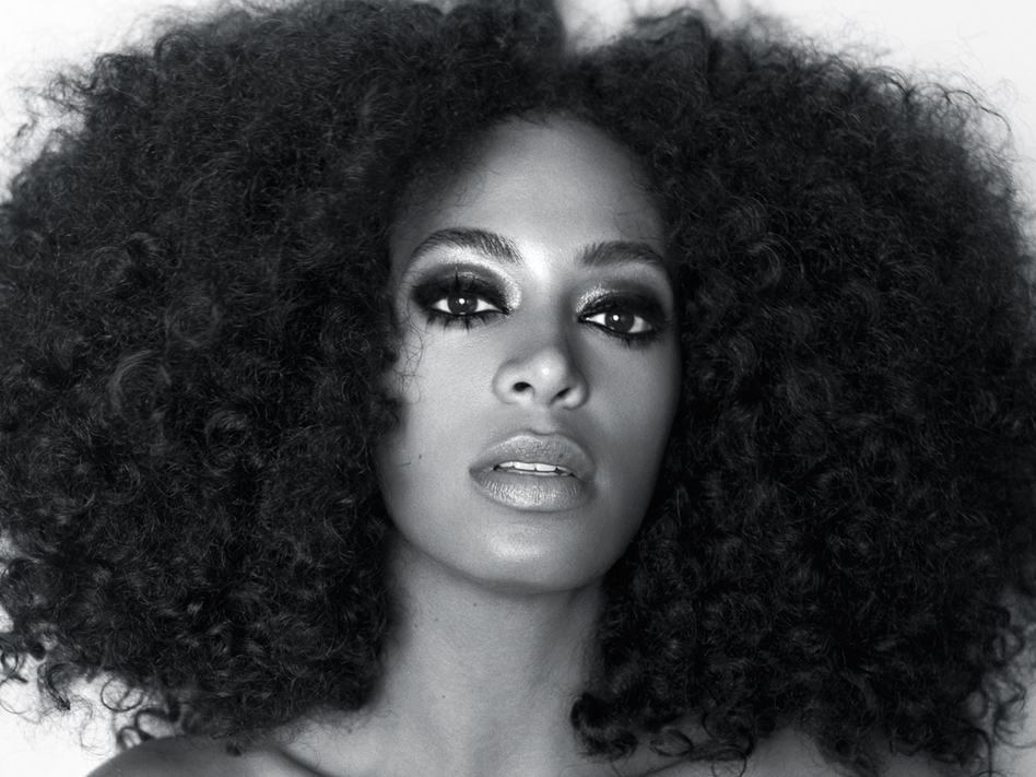Solange Knowles. (Elias Tahan/Courtesy of Roc Nation)