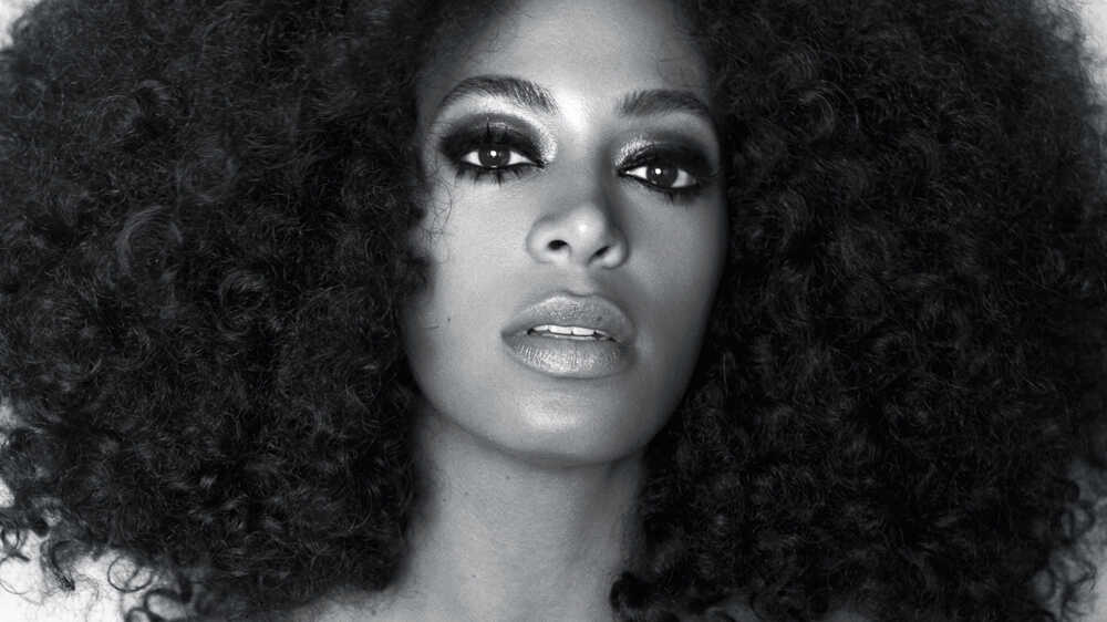 Song Premiere: Solange, 'Lovers In The Parking Lot'