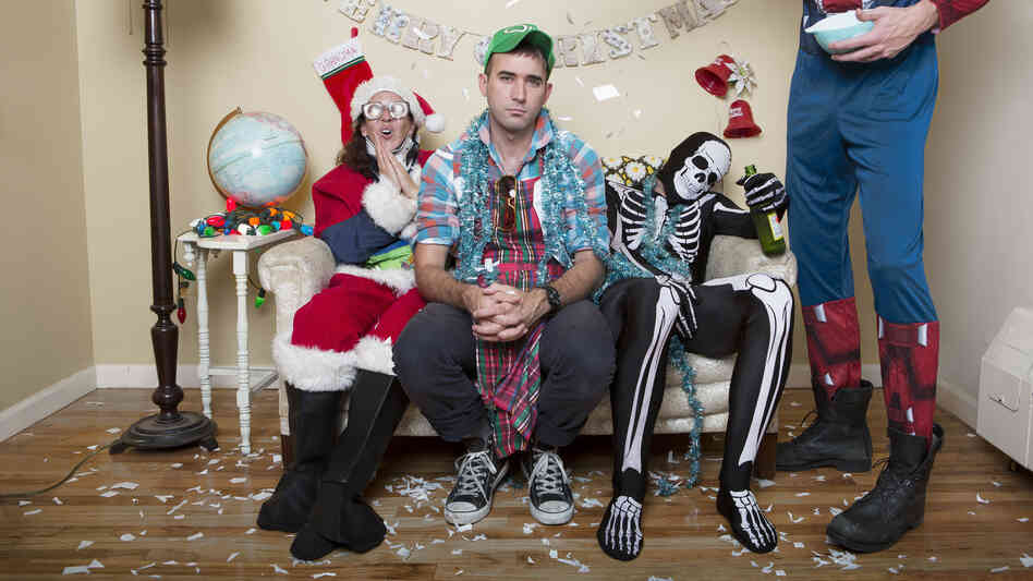 Sufjan Stevens released Silver & Gold Nov. 13.