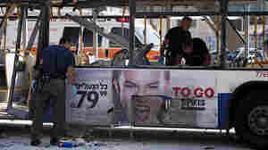 Israel Makes Arrests For Tel Aviv Bus Bombing