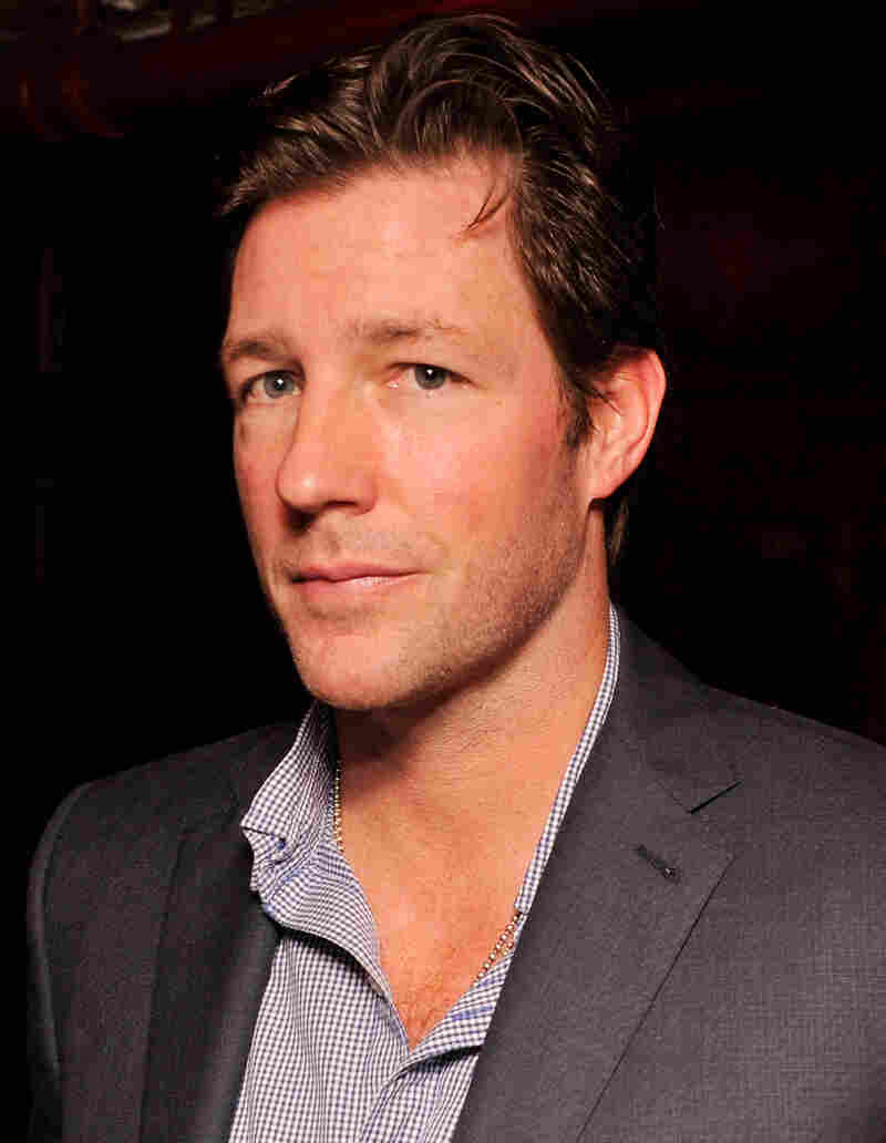 Ed Burns' latest film is The Fitzgerald Family Christmas.