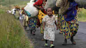 Aid Workers Struggle To Provide Services In Congo