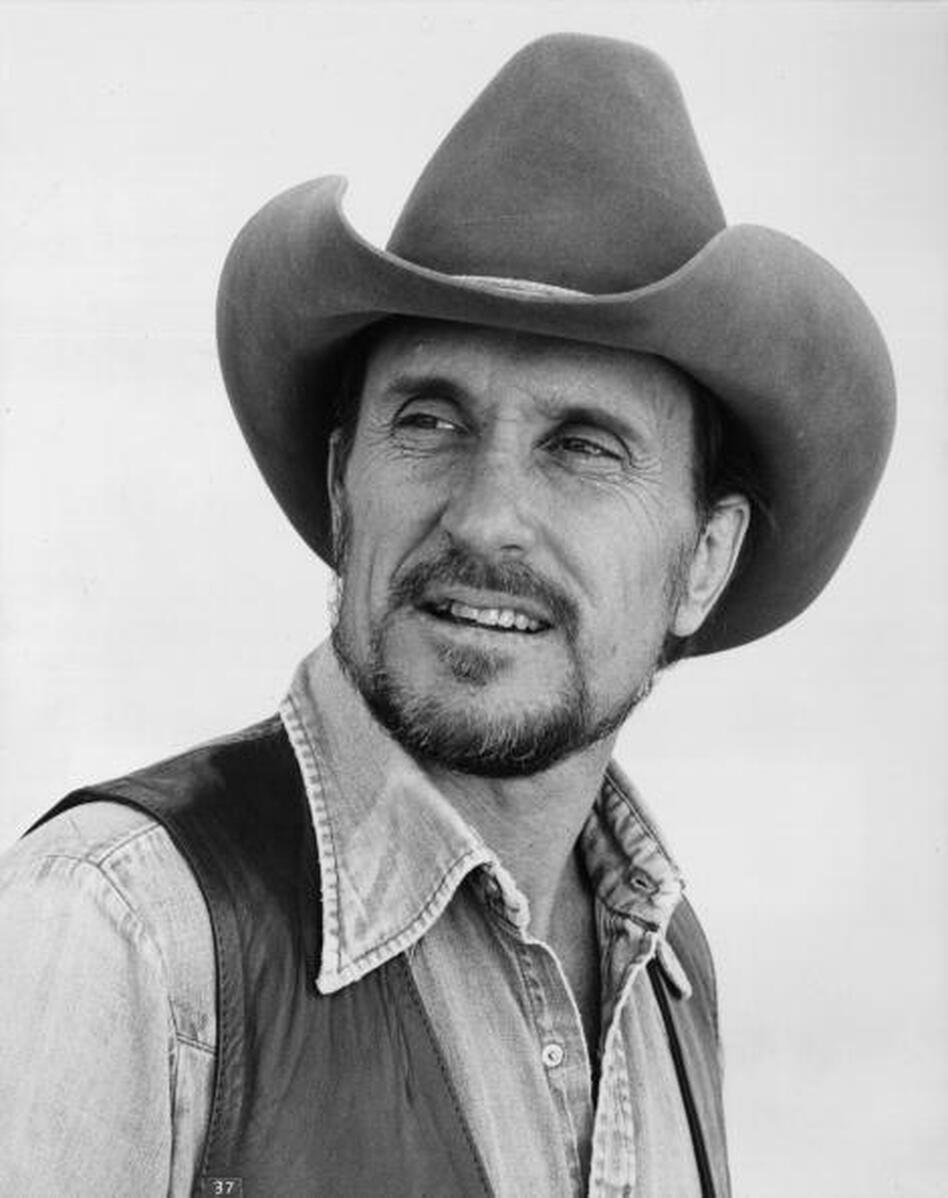 Actor Robert Duvall in the film <em>Tender Mercies</em>