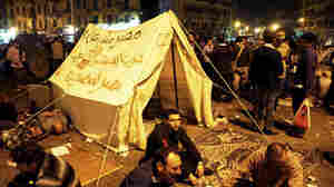 Burst Of Protest In Egypt But No Revolution, Yet