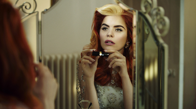 Paloma Faith's newest album is called Fall to Grace. (Courtesy of the artist)
