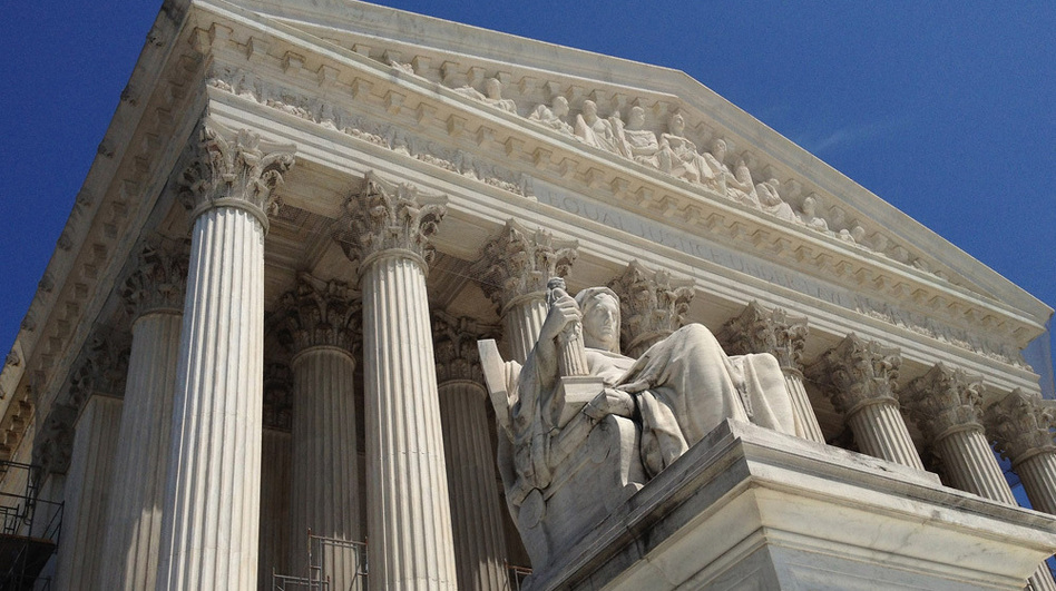 The U.S. Supreme Court building in Washington, D.C. (Getty Images)