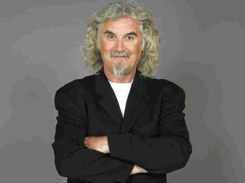 Comedian Billy Connolly received that Outstanding Contribution to Television and Film Award at the 2012 BAFTA Awards in Scotland.