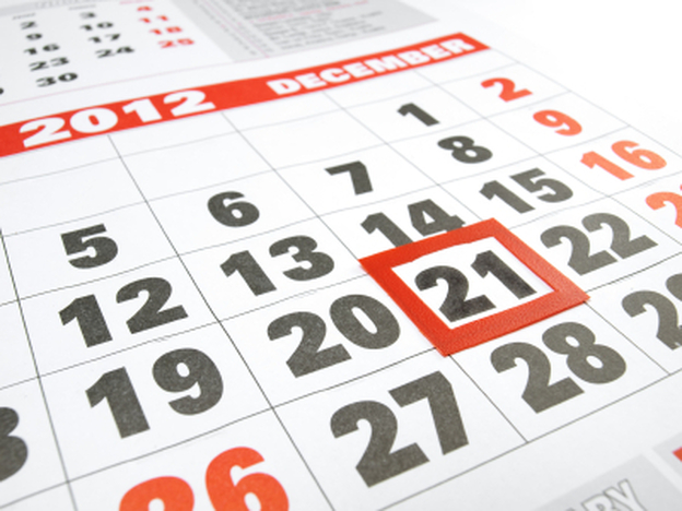 Some doomsayers predict that the world will end on Dec. 21, 2012, citing the end of the pre-Columbian Mayan calendar. (iStockphoto.com)