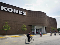 The no-questions-asked return policy of the Kohl's department store chain helped it win a spot on the