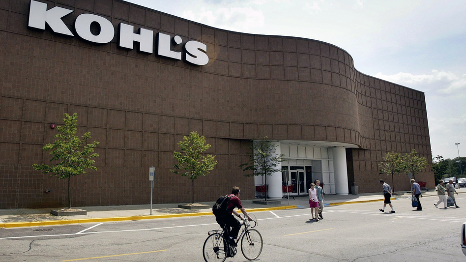 "The no-questions-asked return policy of the Kohl's department store chain helped it win a spot on the ""Naughty and Nice"" list compiled by Consumer Reports. (Getty Images)"