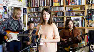 Taken By Trees: Tiny Desk Concert