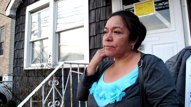 Rosa Maria Ramirez lost most of her belongings in the storm and is moving out of her damaged house on Staten Island. Because she's undocumented, she doesn't qualify for federal financial disaster assistance. (NPR)