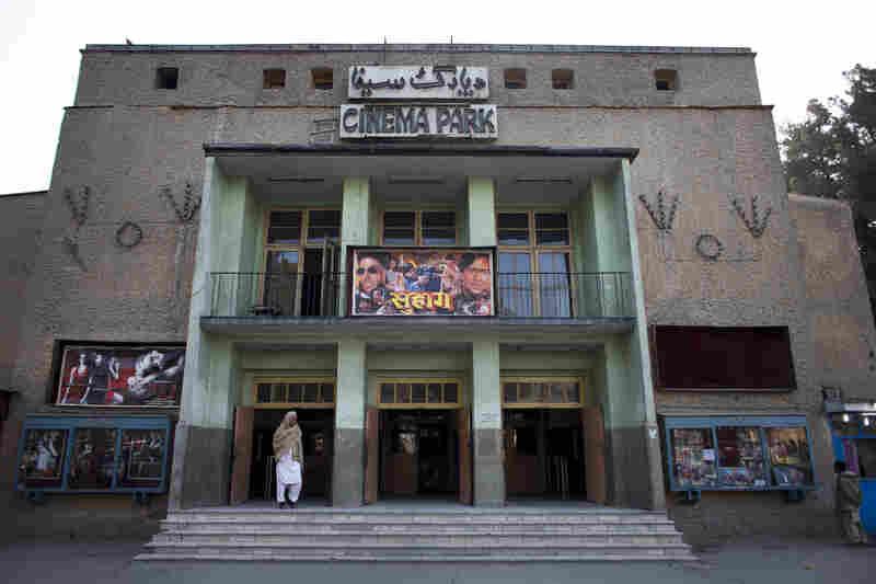 Park Cinema in Kabul