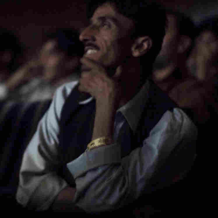 Afghanistan's Love Of The Big Screen