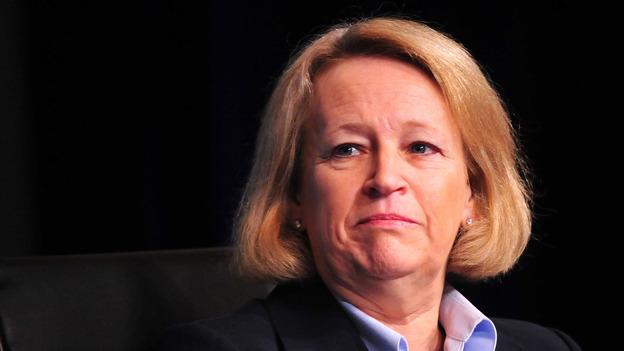 Securities and Exchange Commission Chairman Mary Schapiro. (UPI /Landov)