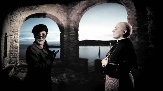 On her new album, opera star Cecilia Bartoli tackles the work of Baroque composer Agostino Steffani. (Decca)